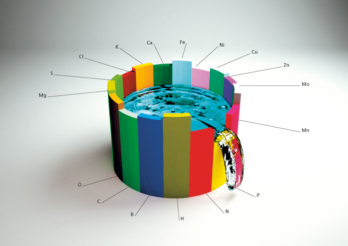 Informationsgrafik i 3D