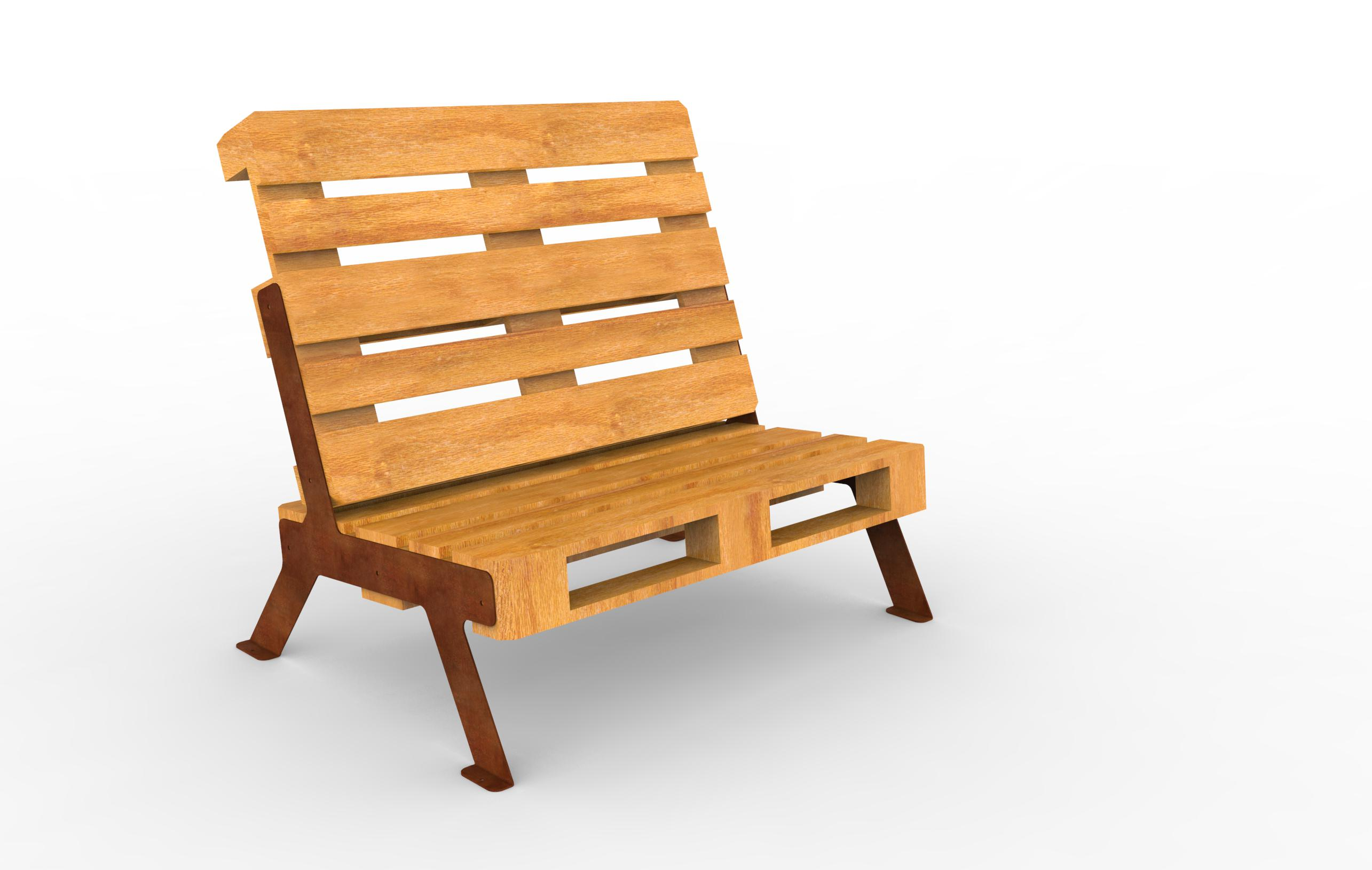 Darling pallestol | Darling Pallet Chair